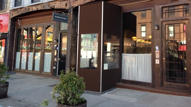 The Runner in Clinton Hill- Storefront