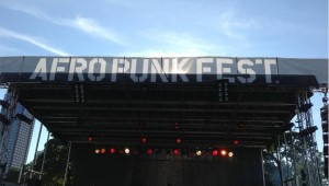 Afro Punk Festival in Brooklyn 2014