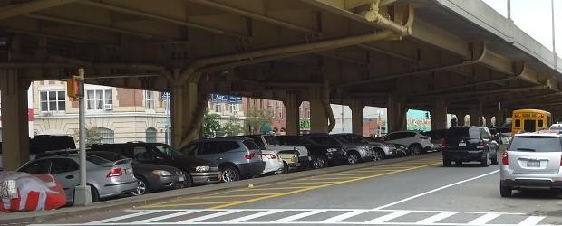 Park Ave Lane Rationalization
