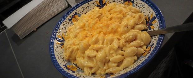 Brooklyn Eats Mac and Cheese