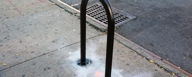 New Bike Rack
