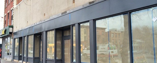 394 Myrtle Avenue will soon house Starbucks and Chipotle.