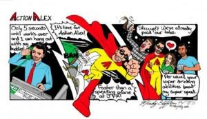 Make it on Myrtle Comics