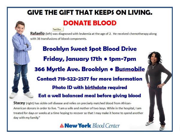 Brooklyn Sweet Spot_blood drive2