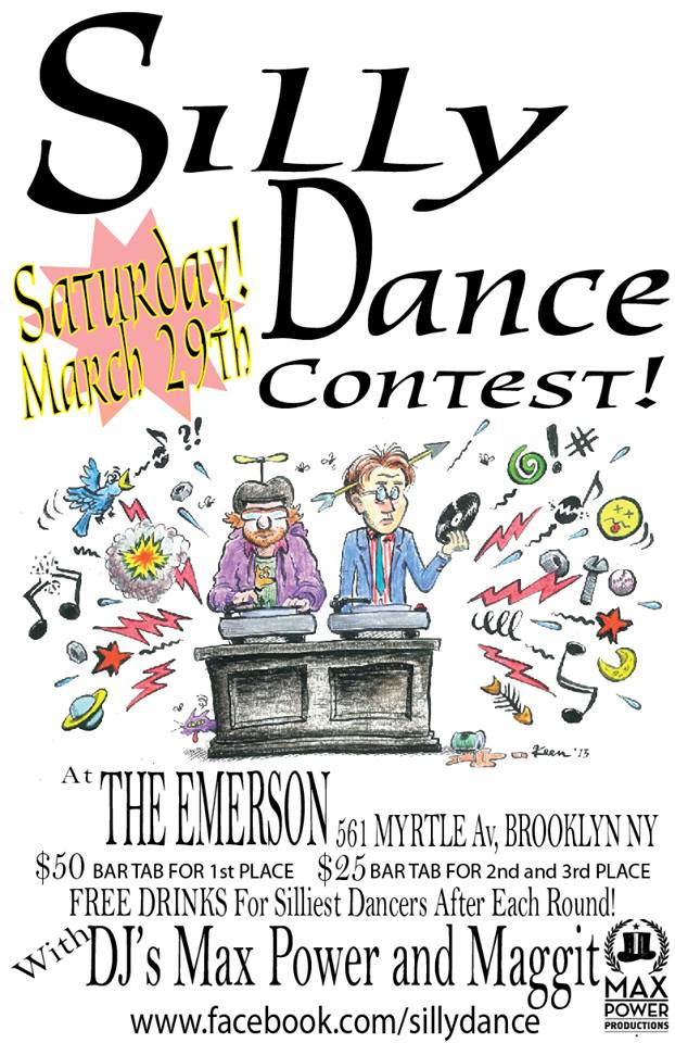 silly dance contest 2014
