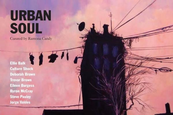 SONYA_Urban Soul Exhibition