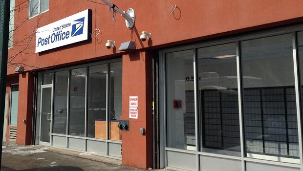 Pratt Station Post Office 609 Myrtle Avenue
